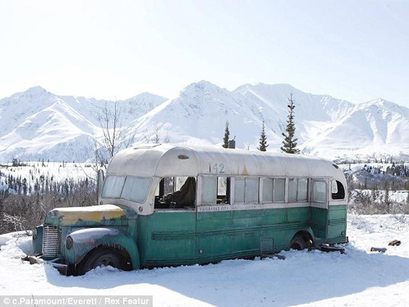 chris mccandless' decisions to leave were Arguementativeessay-morey chris mccandless's personality type chris mccandless was someone who wanted to live life on his own.